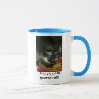 Mug Il boive et croie : énergie positive pendant le
