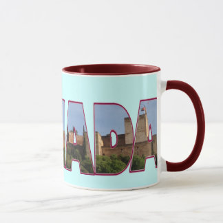 Mug Il effiloche Alhambra Grenue