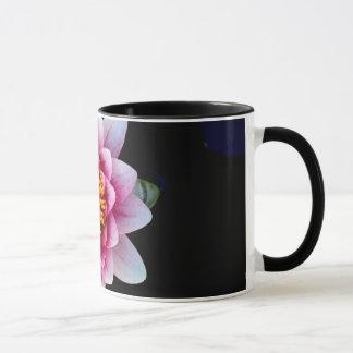 Mug Il effiloche avec Fleur