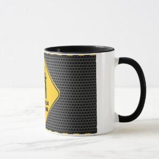 Mug Il effiloche Brave