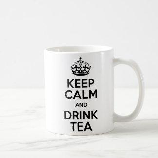 Mug Il effiloche Keep Calm Torche