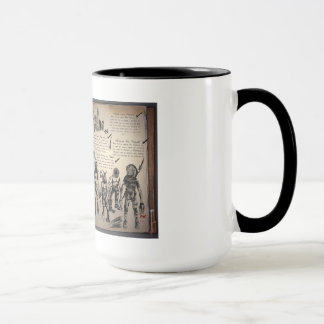 Mug Il effiloche Série Wild West Tatou