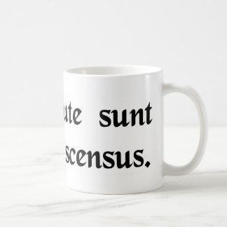 Mug Il y a beaucoup de degrés dans l'excellence