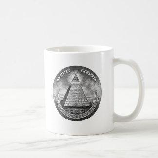 Mug Illuminati tout l'oeil voyant