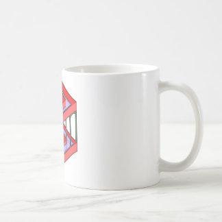 Mug Illusion optique d'écoulement de l'eau