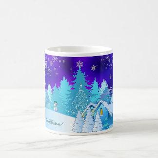 Mug Illustration de Noël