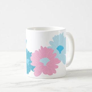 Mug Illustration gentille de fleurs