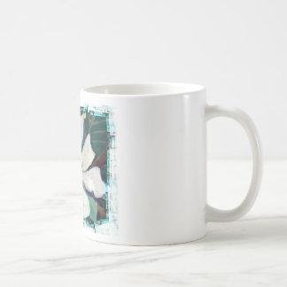 Mug Image de magnolia d'Ashe