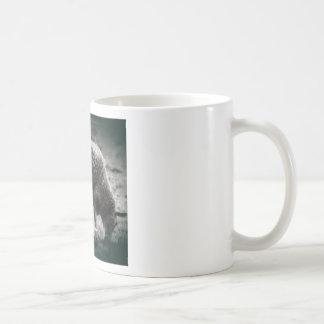 Mug Image mono de moutons et d'agneau