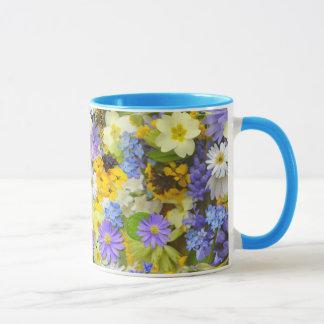 Mug images avec tu fleuris