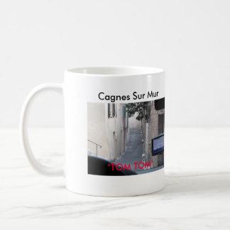 """Mug IMG_0102, IMG_0101, MUR de Cagnes Sur, """"TOM TOM"""",…"""