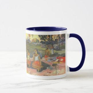 Mug Impressionisme par Gauguin, somnolence délicieuse