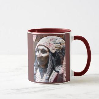 Mug Indien de calicot, Indien de calicot