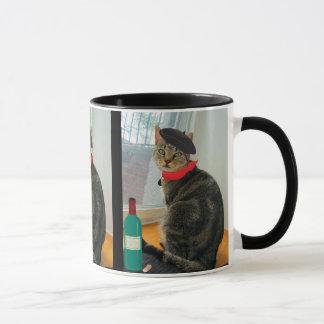 Mug Indigo de Frenchie