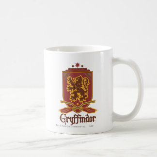 Mug Insigne de Harry Potter | Gryffindor QUIDDITCH™