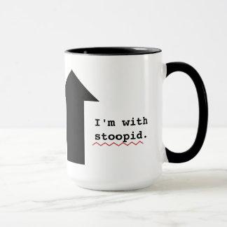 Mug Insultes drôles Im avec le contrôle de charme