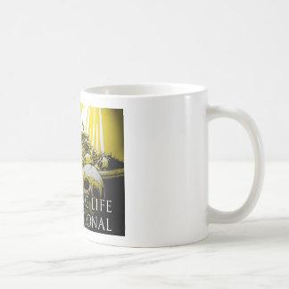 Mug International de respiration de la vie
