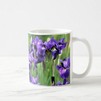 Mug Iris sibérien violet, le frère de César