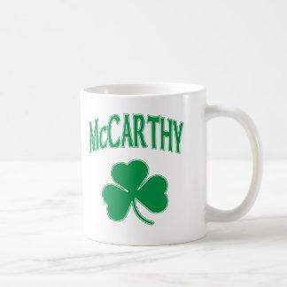 Mug Irlandais de McCarthy