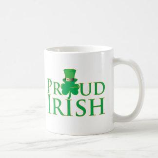 Mug Irlandais fier
