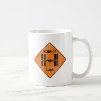 Mug ISS/zone de la Science