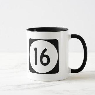 Mug Itinéraire 16 du Kentucky