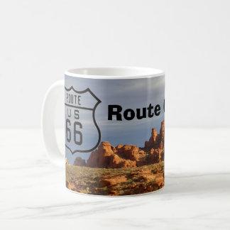 Mug Itinéraire 66 Etats-Unis occidentaux