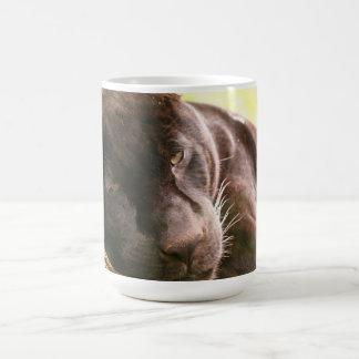 Mug Jaguar noir
