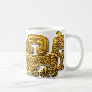 Mug Jaguar-Or maya