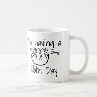 Mug J'ai un jour de paresse
