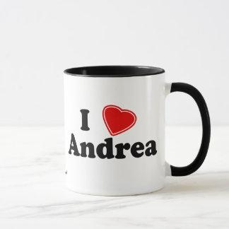 Mug J'aime Andrea