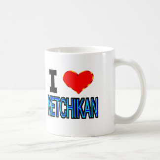 Mug J'aime Ketchikan