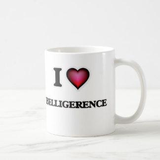 Mug J'aime la belligérance