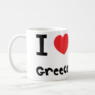 Mug J'aime la Grèce