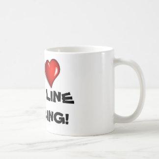 Mug J'aime la ligne danse d'âme !