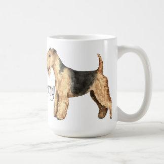 Mug J'aime la ma région des lacs Terrier