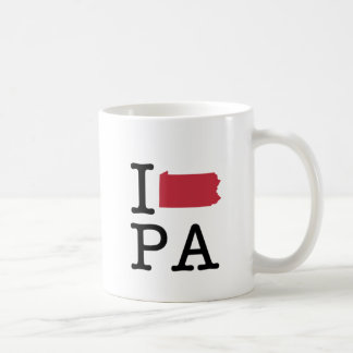 Mug J'aime la Pennsylvanie