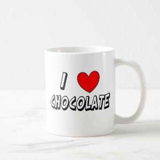 Mug J'aime le chocolat