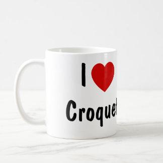 Mug J'aime le croquet