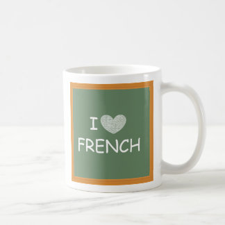 Mug J'aime le français
