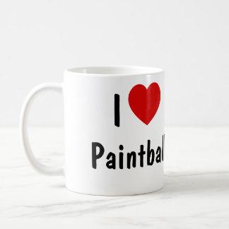 Mug J'aime le Paintball