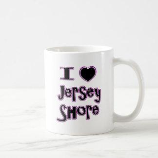 Mug J'aime le rivage de jersey