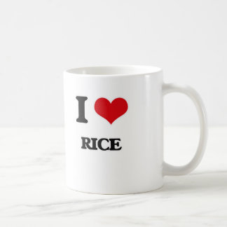 Mug J'aime le riz