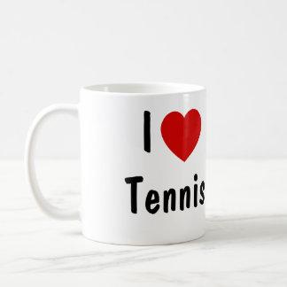 Mug J'aime le tennis