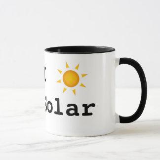 Mug J'aime l'énergie solaire !