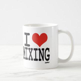 Mug J'aime me mélanger