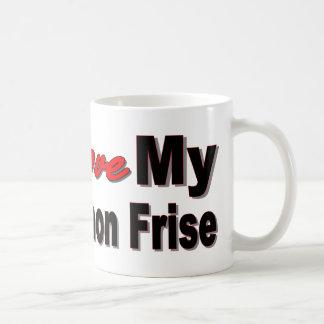 Mug J'aime mon Bichon Frise