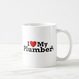 Mug J'aime mon plombier
