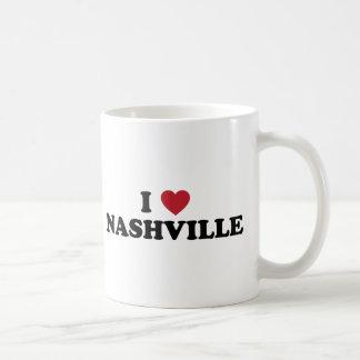 Mug J'aime Nashville Tennessee