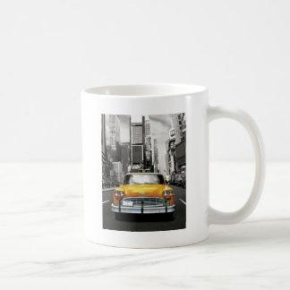 Mug J'aime NYC - taxi de New York